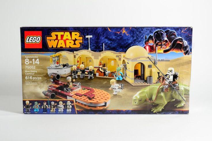 Lego Star Wars 75052 mos Eisley Cantina Han Solo Luke ...
