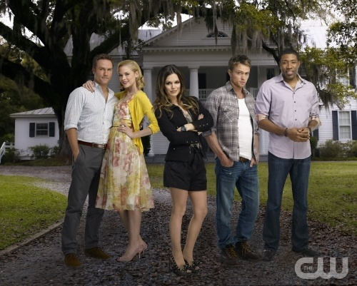 Scott Porter as George, Jaime King is Lemon, Rachel Bilson as Dr. Zoe Hart, Wilson Bethel as Wade, Cress Williams as Lavon