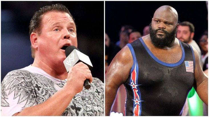 Mark Henry confronted Jerry Lawler backstage at the Royal Rumble over beef with Peter Rosenberg