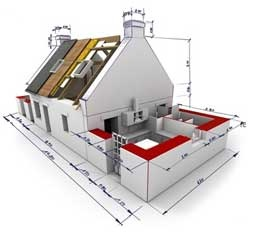 Post jobs of any size, from fixing a tap to new builds, including planning permission and designs.