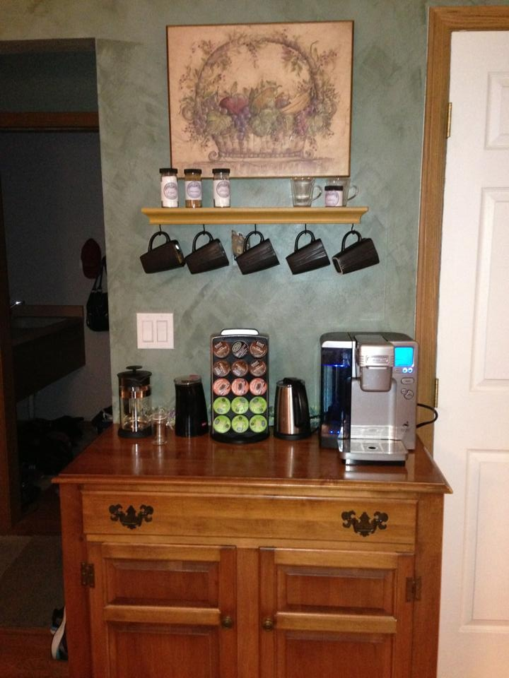 33 Best Images About Coffee Stations Ideas On Pinterest