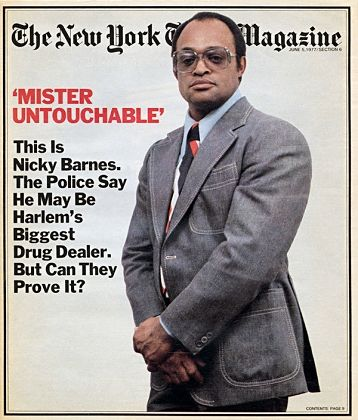 Remember the devils greatest trick? .. Nicky Barnes obviously didn't..