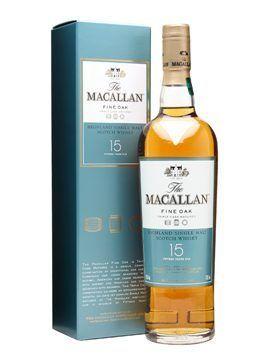 Bottleshop.co.za  - Macallan Fine Oak 15 Year Old Whisky, R1,999.00 (http://www.bottleshop.co.za/macallan-fine-oak-15-year-old-whisky/)