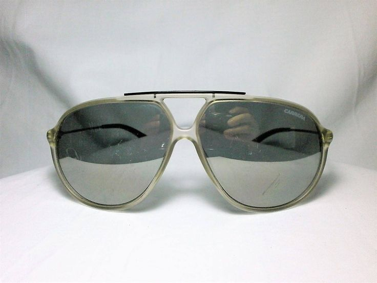 Carrera Germany, Aviator, sunglasses, frames, men's, women's, unisex, vintage by FineFrameZ on Etsy