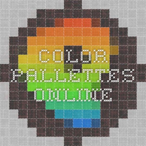 Color pallettes online