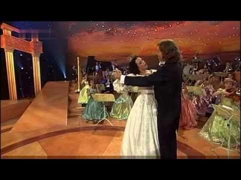 Andre Rieu & Barbara Wussow - Hereinspaziert 2003 Walzer op. 518 von Carl Michael Ziehrer