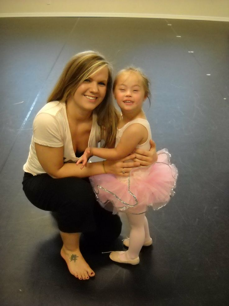 down syndrome ballerina - Google Search