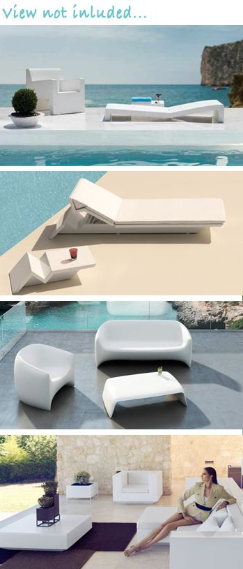 Vondom Has A Wide Variety Of Products Ranging From Modern Patio Furniture  To Modern Patio Planters, Always Adding The Perfect Modern Touch To  Whichever ...