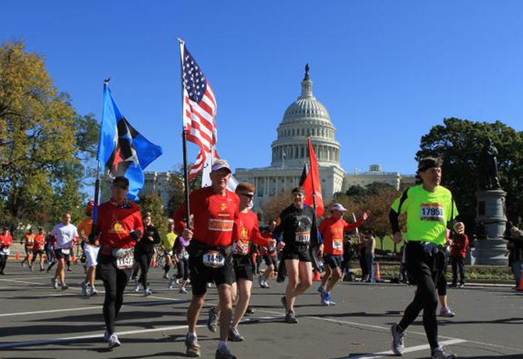 12. Marine Corps Marathon http://greatist.com/move/best-marathons-beginners