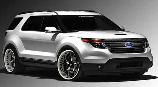 Ford Explorer 2019 - Ford Motor Company Prepare To Release New Ford Explorer for 2019 Season. The current Ford Explorer this past year, the automobile has