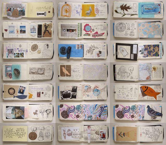 artist sketchbook ideas2   Flickr - Photo Sharing!