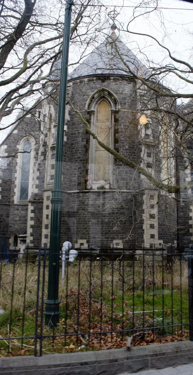 Church at Christchurch