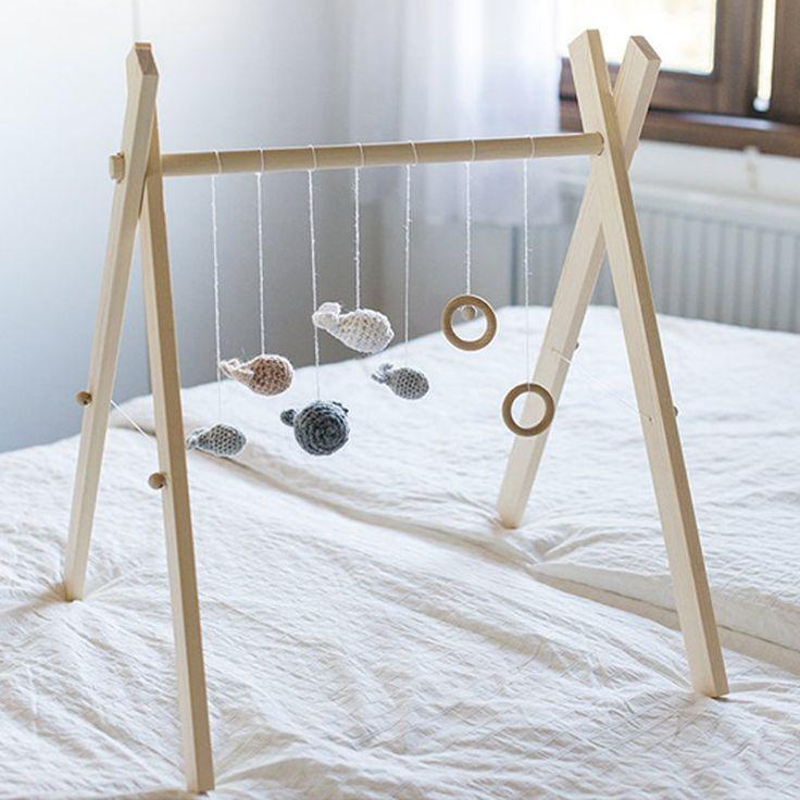 Cadeau de naissance: 10 idées DIY pour le fabriquer soi-même