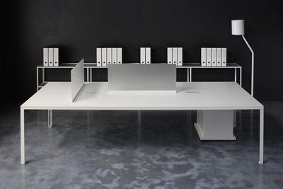 Table rectangulaire Tavolo / 200 x 90 cm Stratifié Fenix