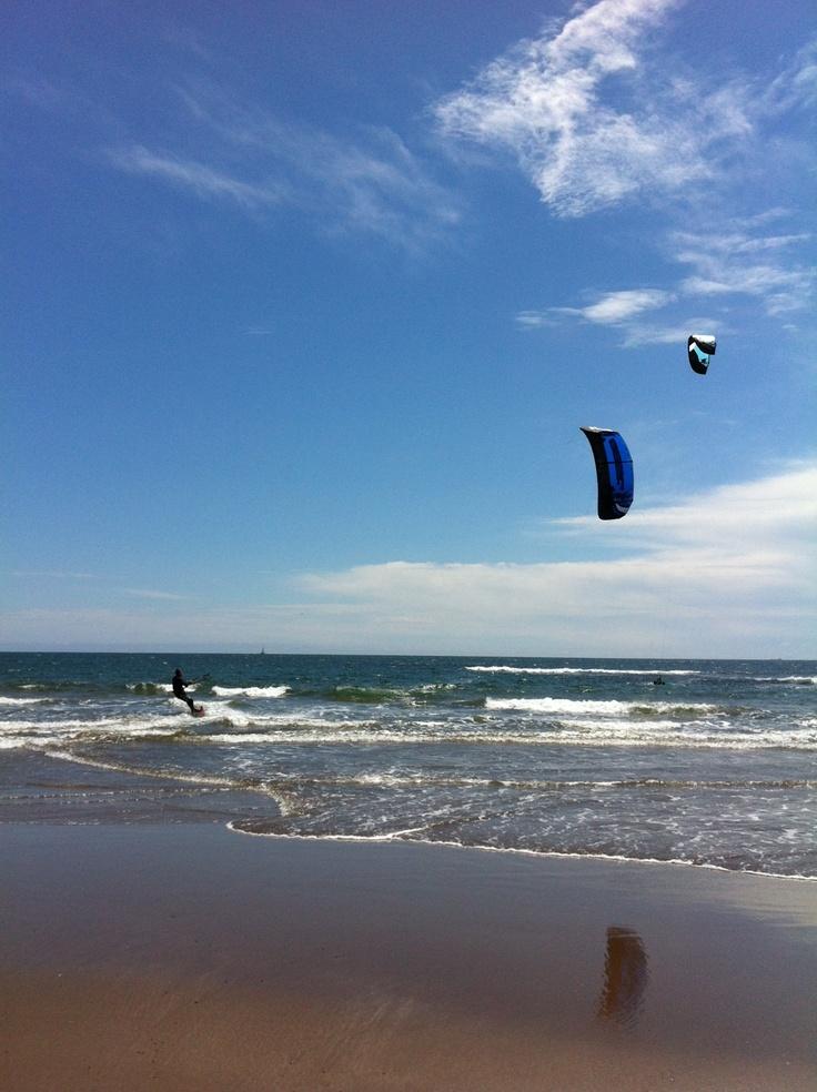 Try kiteboarding on one of the beautiful beaches near #Halifax #novascotia #beautifulcanada #travelcanada #explore #beach #canadianbeach