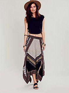 Bedouin Traveler Skirt