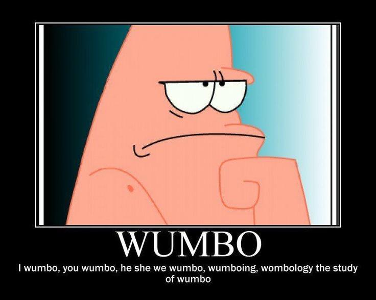 Patrick Star! WUMBO