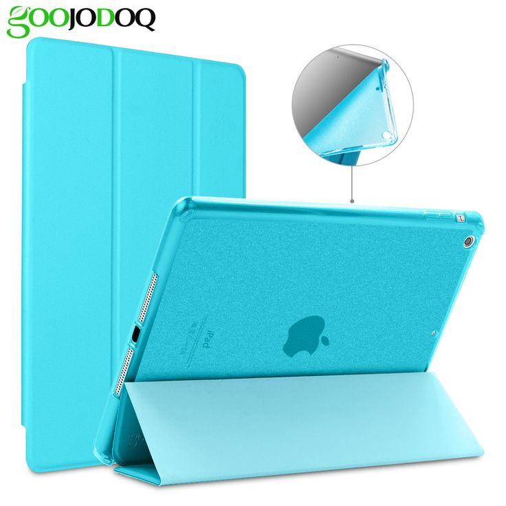 Pour iPad Air 2 Air 1 Cas, pour Apple iPad Mini 1 2 3 Smart Cover En Cuir PU + Glitter Silicone Soft Case Stand pour iPad Air 2 Coque