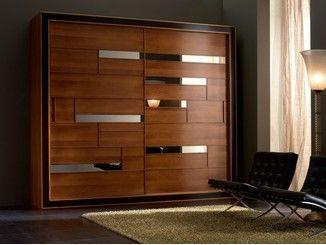 ELETTRA NIGHT | Solid wood wardrobe