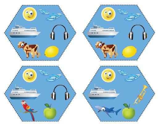 1 set kaartjes om groepen van 2 t/m 5 leerlingen te maken. Lamineren en gebruiken!