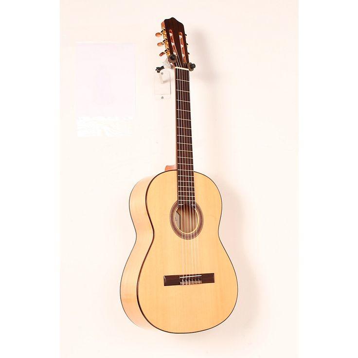Kremona Rosa Bella Flamenco-Style Nylon Guitar Natural 190839102003