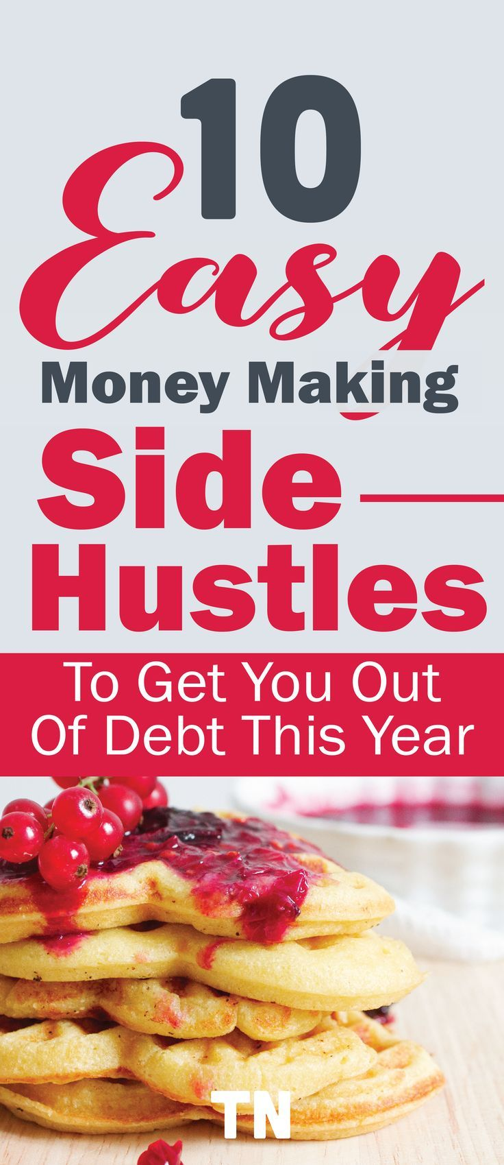 The 10 Easiest Side Hustles You Can Start This Weekend With Little Money | Personal Finance | Get Rid of Debt | Make Extra Money | Side Hustle Ideas for Beginners | Make Money Online | Passive Income for Introverts | Work From Home |