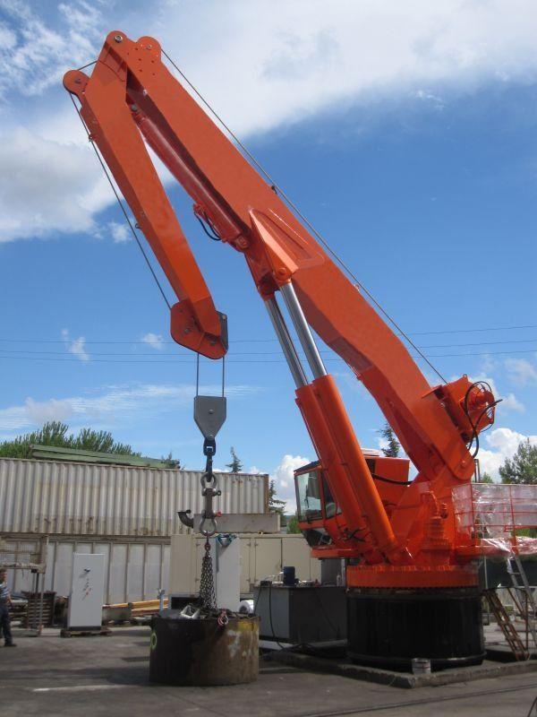 Get details about knuckle boom cranes manufacturers, knuckle boom cranes suppliers, knuckle boom cranes exporters.