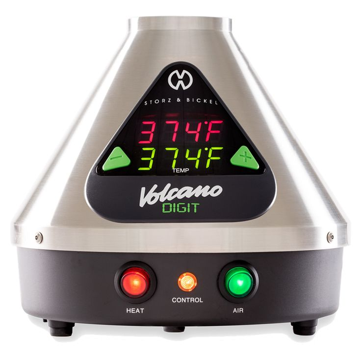 The Mother of all Vaporizers: Volcano Vaporizer Check out this Volcano Vaporizer and How it Works at HighStoners.com