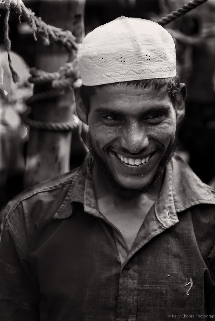 The Smile Of The Century Turkman Gate Area Walled City of Delhi