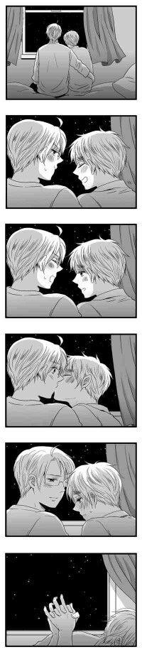 USUK Nightly Kiss
