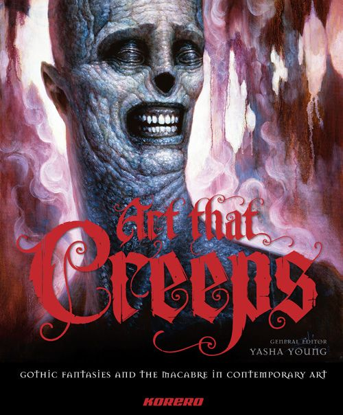Neo-gothic visual energy and inspiration from the worlds of lowbrow and neo-surrealism. http://amzn.to/ONUBDw $29.08