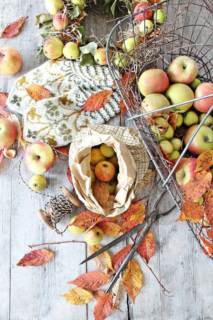 VIBEKE DESIGN: Høstens glød !