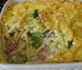 Rezept Nudelauflauf mit Brokkoli von HXENZAUBER - Rezept der Kategorie sonstige Hauptgerichte