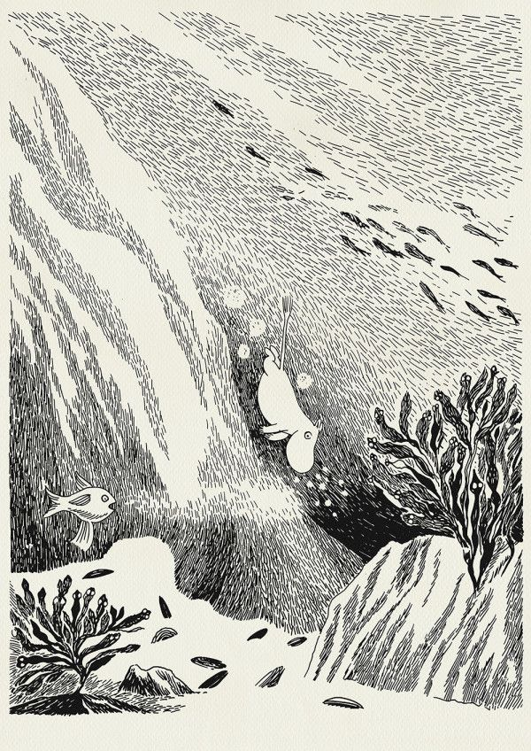 by Tove Jansson (The Moomins)