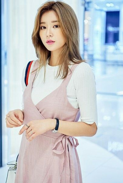 Kim Jung Yeon Korean model