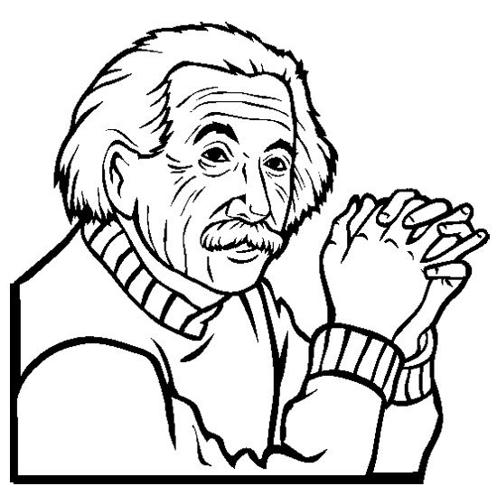 Albert Einstein Coloring Book Pictures Kids Coloring Albert Einstein Coloring Pages