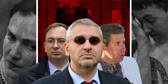 Жесткий приговор останется на совести адвокатов Савченко - Марка Фейгина, Ильи Новикова и Николая Полозова