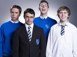 The Inbetweeners - love this show!!!