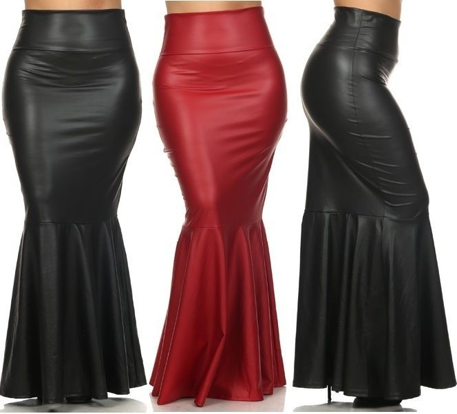 17 Best images about Faux Leather Skirts on Pinterest   Zara ...