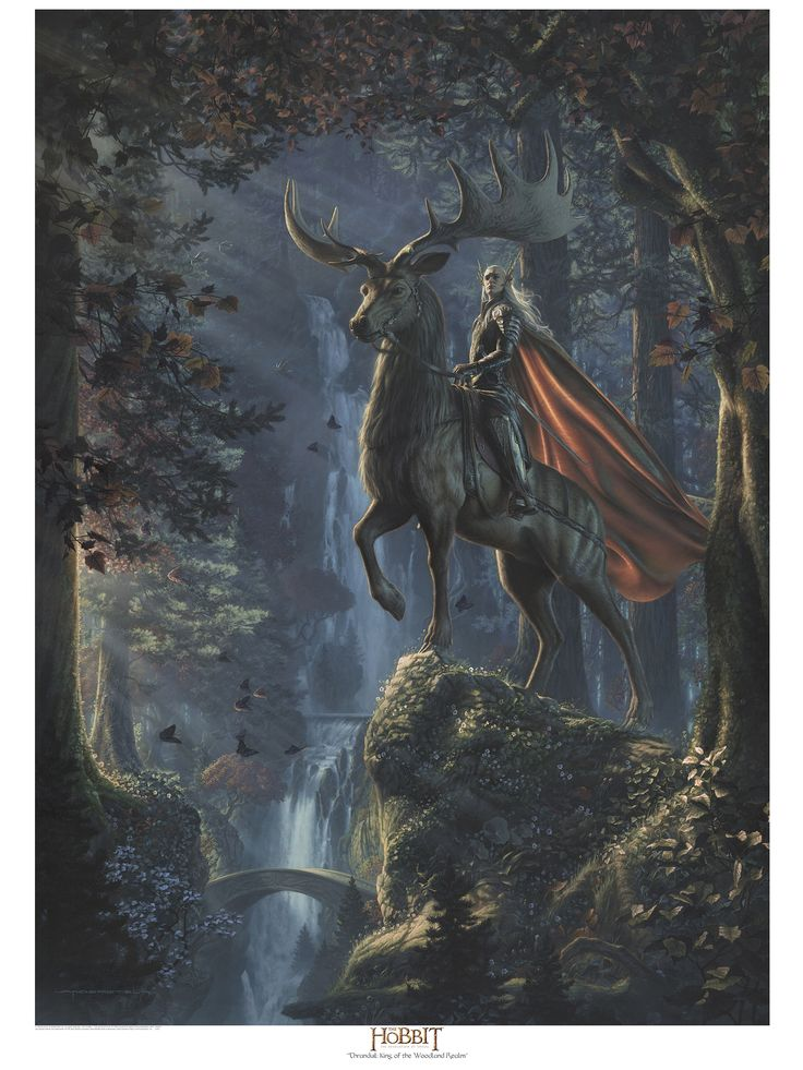Thranduil:King of the Woodland Realm