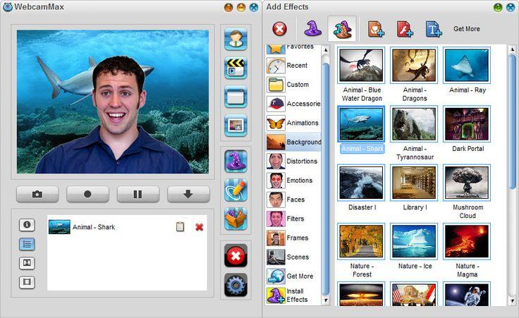 Скачать бесплатно скачать программу webcammax | Emotion ...