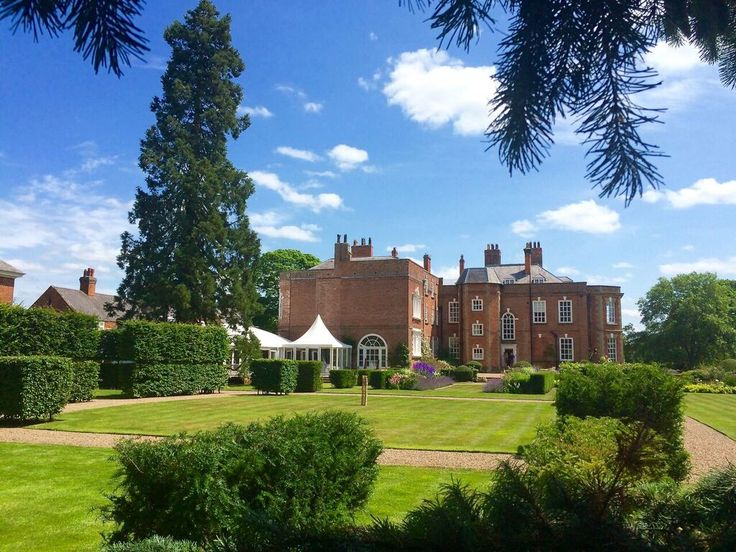 Iscoyd Park Gardens Shropshire A Venue With Endless Possibilities Inside Or Out Country House Wedding