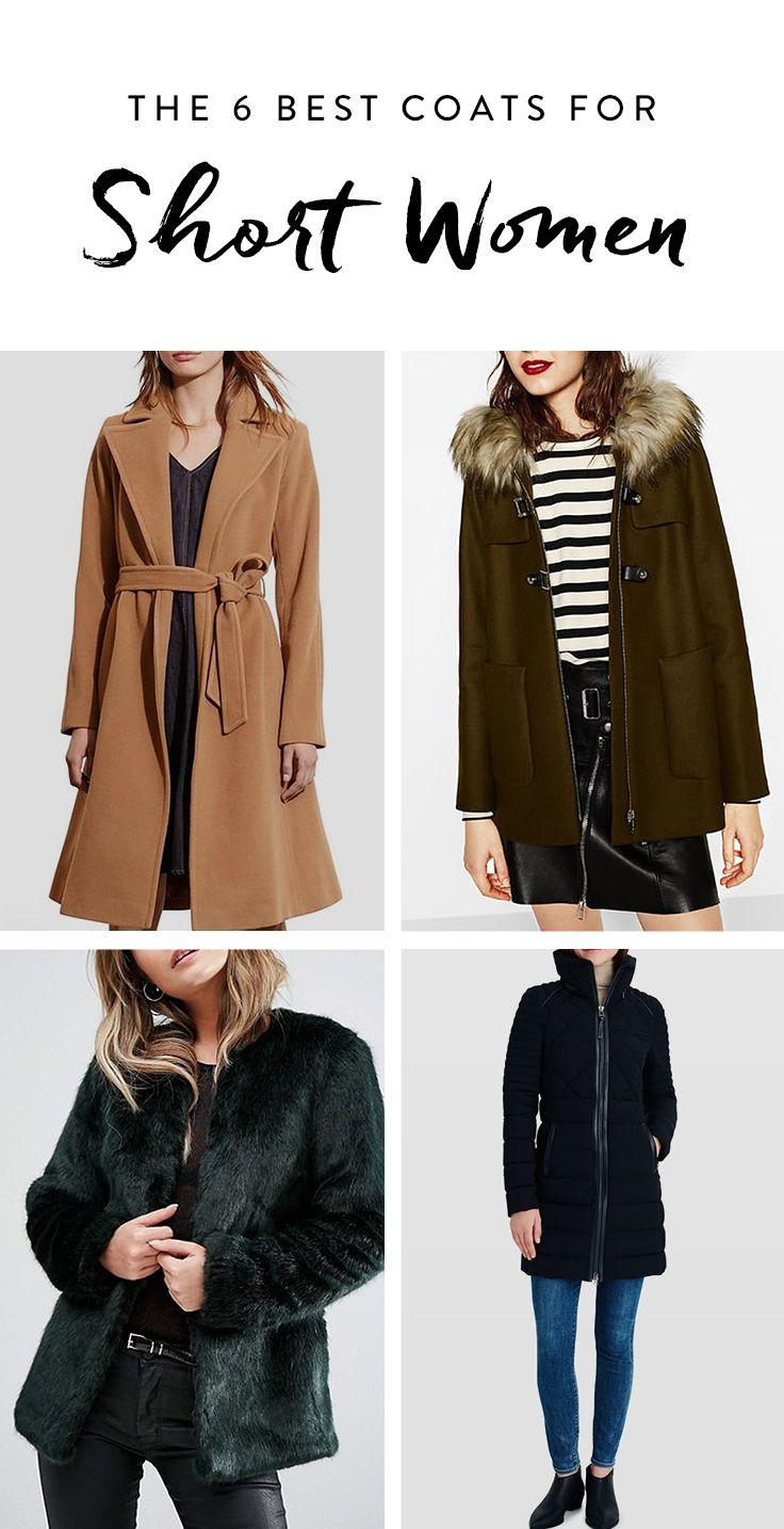 Pin By Purewow On Outerwear Petite Outfits Petite Winter Coats Petite Coat [ 1434 x 736 Pixel ]