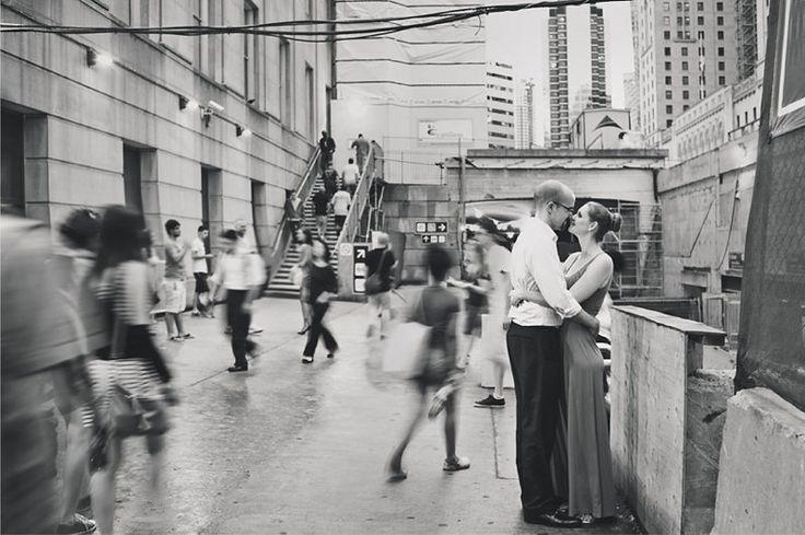 Toronto Engagement Session | Tara Lilly Photography