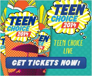 Get Tickets to the Teen Choice Awards