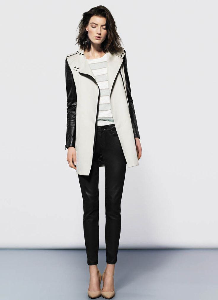 Mango Showcases Must Have Spring Style with its January 2013 Lookbook