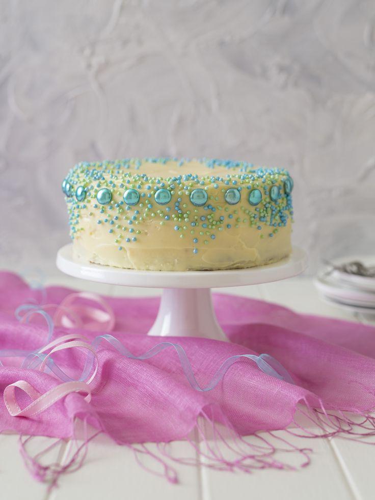 Birthday sponge cake   THERMOMIX   Good food, gluten free  