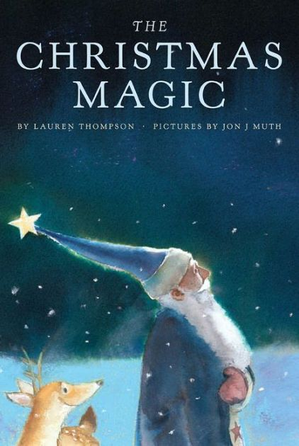 Best-selling author, Lauren Thompson, and Best-selling Caldecott Honor Book artist Jon J Muth join forces to present a story that is filled with the magic,...