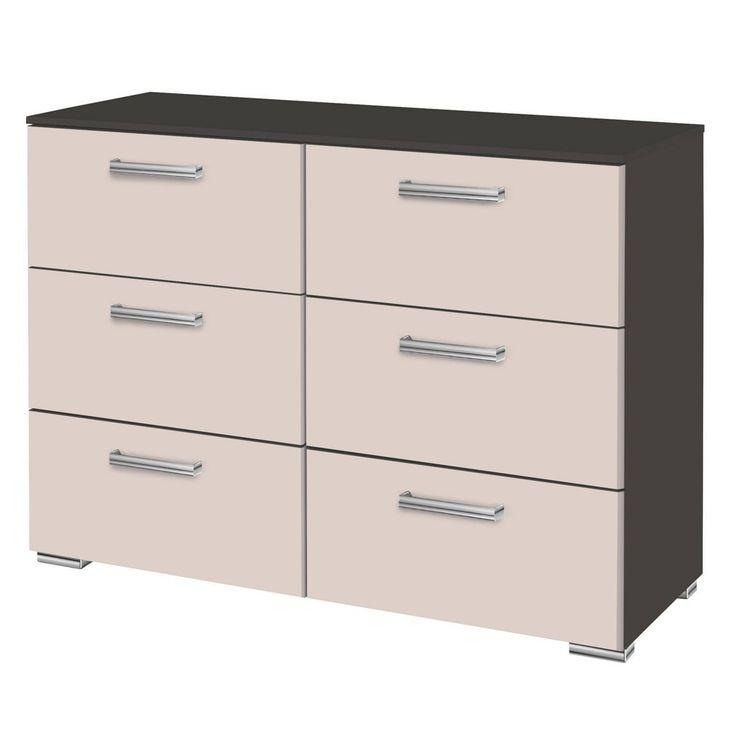 die besten 25 kommode hochglanz ideen auf pinterest schrank wei hochglanz schwarzbraun und. Black Bedroom Furniture Sets. Home Design Ideas