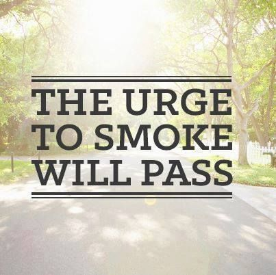 Plan to Beat Smoking Cravings with these tips. #QuitMonday